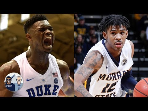 Besides Zion Williamson, which 2019 NBA draft prospects can change a franchise? | Jalen & Jacoby thumbnail