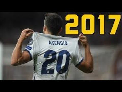 Marco assensio skills and goals