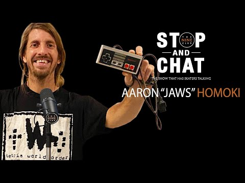 Aaron JAWS Homoki - Stop And Chat | The Nine Club With Chris Roberts