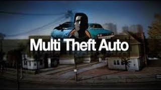 Multi Theft Auto na serwerze RPG (IP W OPISIE)