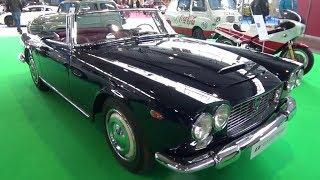 1961 Lancia Flaminia GT Touring - Exterior and Interior - Retro Classics Stuttgart 2018