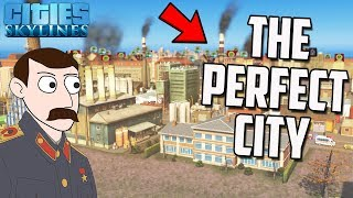 Cities Skylines But I Fail At Making A Perfect Society