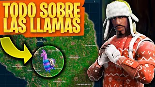 NO He Visto NI 1 LLAMA... Fortnite: Battle Royale