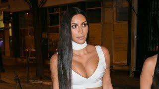 "Kim Kardashian Having ""Flashbacks"" To Attack & Family Celebrates Without Her"