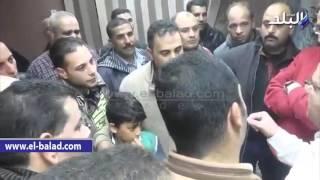 بالفيديو والصور .. أهالى إيتاى البارود يفرحون بعودة الطفل عمرو وسط هتافات' الشرطة والشعب ايد واحدة '