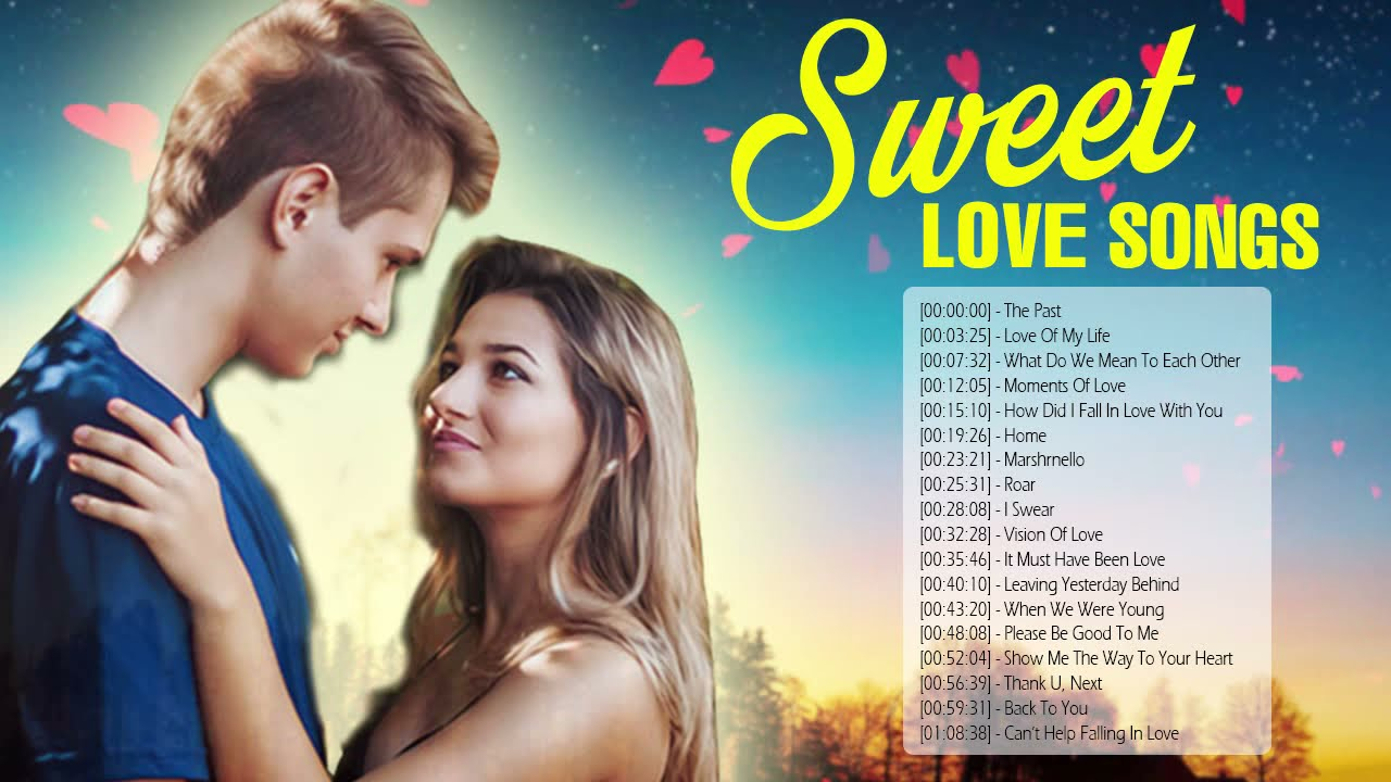 2020 Sweet Music Greatest Love Songs - Best Duets Love Songs Male and Female Medley - YouTube