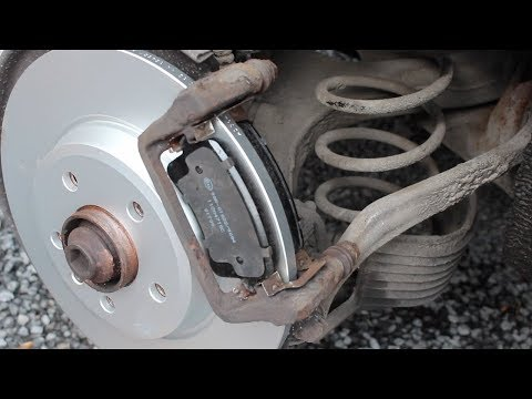 How to Replace Rear Brake Discs & Pads – Audi A4 B8