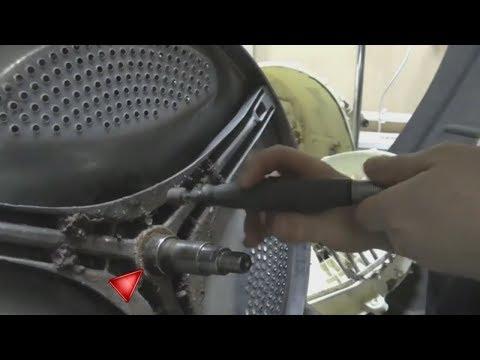 Ремонт крестовины барабана стиральной машины LG