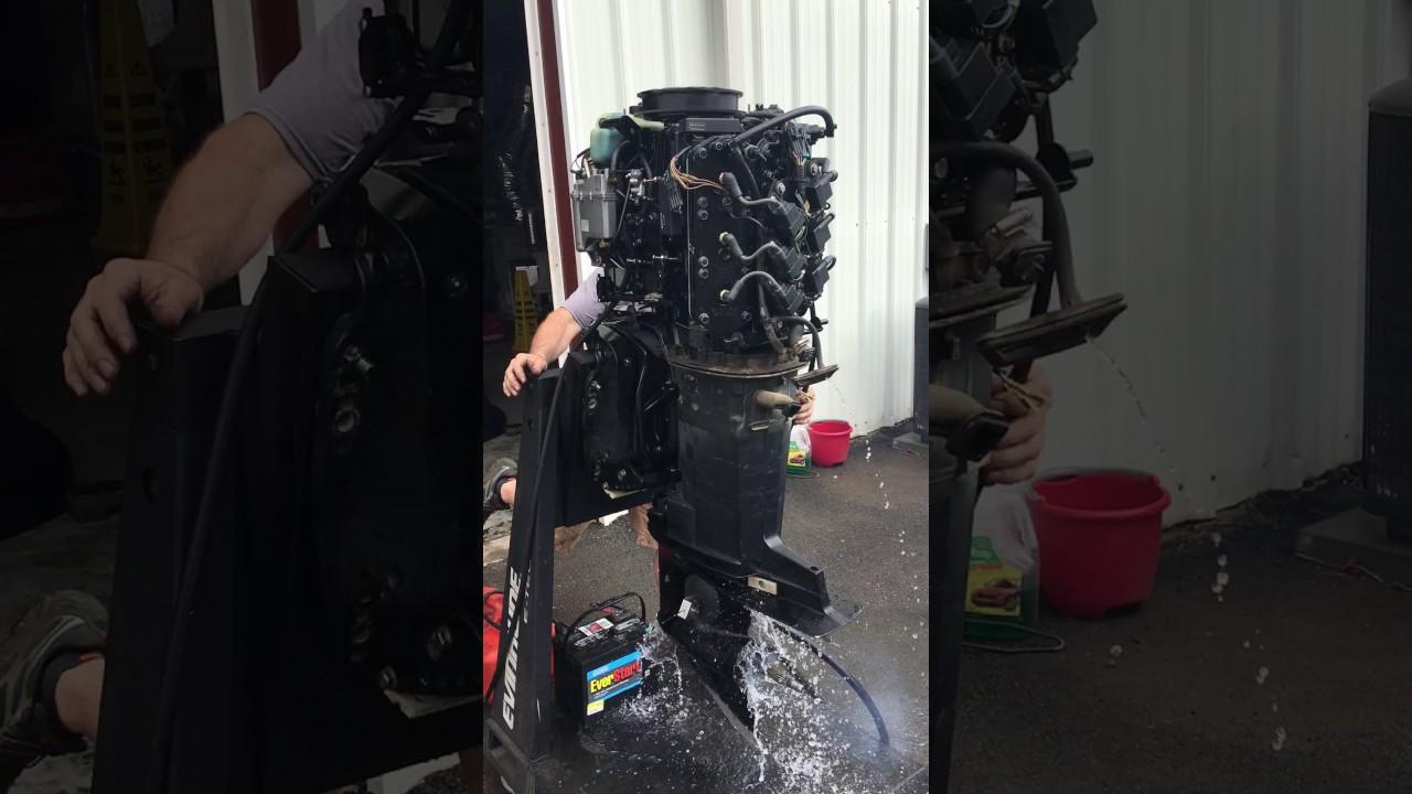 medium resolution of 2000 mercury 200 hp efi v6 2 stroke 20 outboard motor