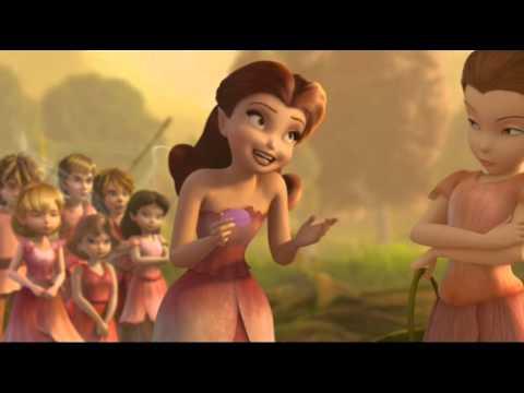 Tinker Bell: Pixie Hollow Games in Arabic - Sneak Peek!