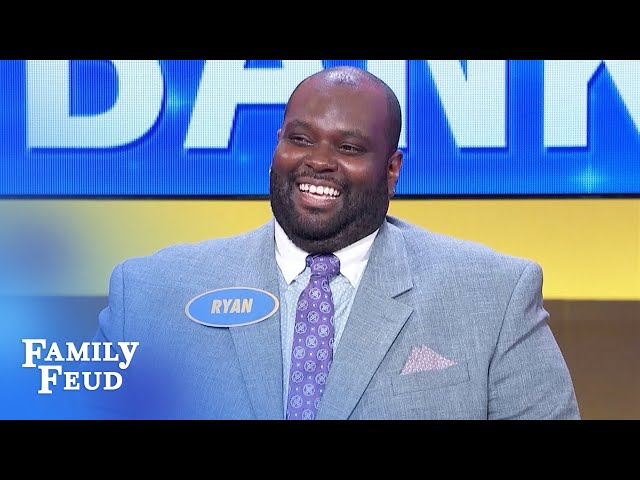 Ladies, this is why your man won't commit! | Family Feud