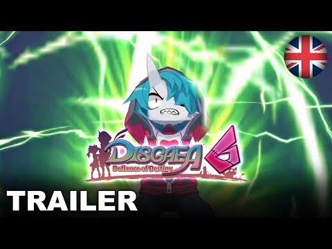 Disgaea 6: Defiance of Destiny - Story Trailer (Nintendo Switch) (EU - English)