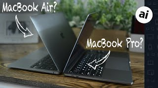 Which To Buy? 2020 13-Inch MacBook Pro VS 2020 MacBook Air!?