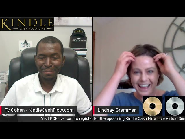 How CPA Lindsay Gremmer From Business Owner to Creating A Life of Finacial Freedom with Publishing