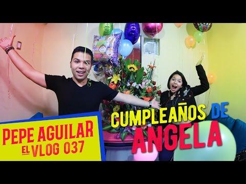 Pepe Aguilar - EL VLOG 037 - Cumpleaños Angela + La Apuesta