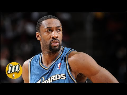 I wish load management was a thing when I was playing - Gilbert Arenas   The Jump