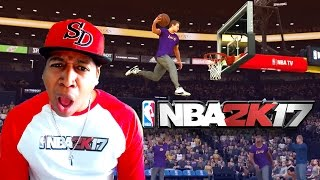 NBA 2K17 FIRST OFFICIAL