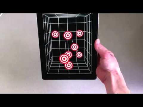 Xem iPad 2 trình diễn hiệu ứng 3D không kính - thegioididong.flv