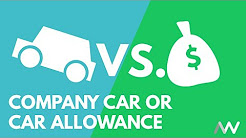 Company Car or Car Allowance - What do I Choose?