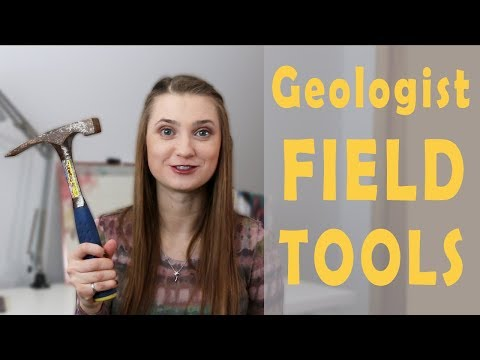 Geologist Essential Field Work Tools - GEOLOGY: Episode 1