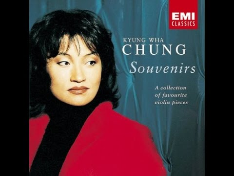 **♪Debussy : Beau soir (arr. J. Heifetz for violin and piano)  / Kyung-Wha Chung、Itamar Golan 1998