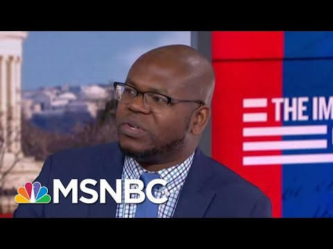 Jason Johnson: Impeachment Trial Has Established 'President Donald Trump Is A Cheater' | MSNBC