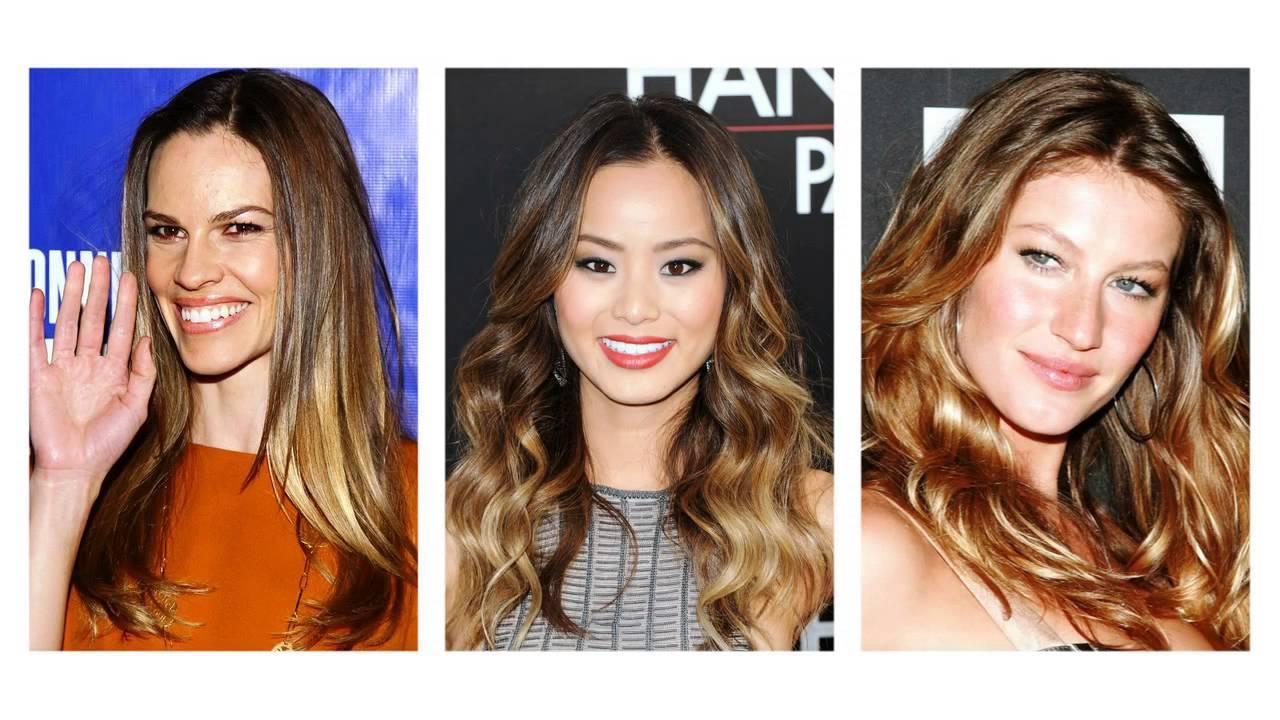 Color de pelo de moda 2015 youtube - Colores de moda ...