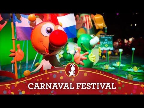Carnaval Festival - Efteling Onride l 2019