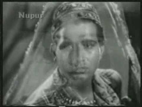 Vid0018  FILM  NAKLI NAWAB SONGS chhera jo dil ka pasana  MOHD RAFI   MUSIC  BABUL  LYRICS  RAJA MEH