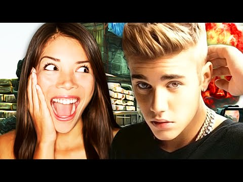 Justin Bieber TROLLS on XBOX LIVE! (Funny Voice Trolling)