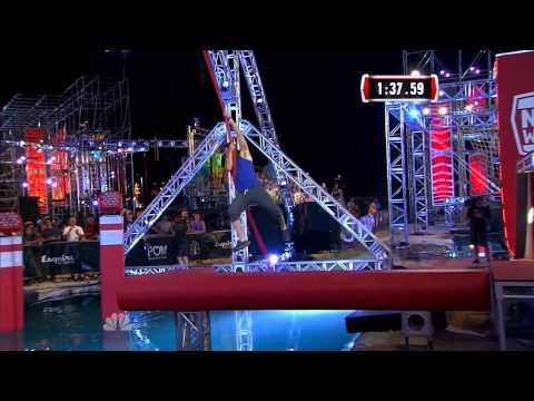 Jake Murray Stage 1 American Ninja Warrior