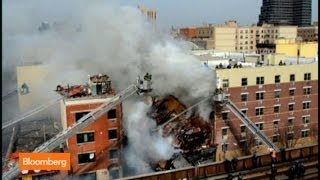 Harlem Tragedy: Six Killed in Building Explosion