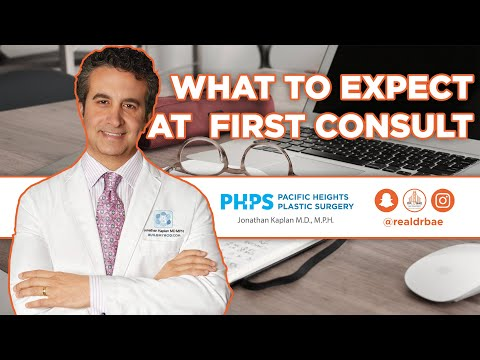What to expect during your first consult at PHPS