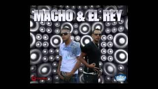 Macho & El Rey Ft Los Wachiturros- Megamix