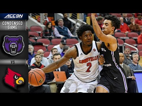 Central Arkansas vs. Louisville Condensed Game | 2018-19 ACC Basketball