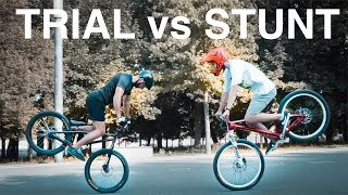 STUNT vs TRIAL + konkurs w/ Piotr Bielak