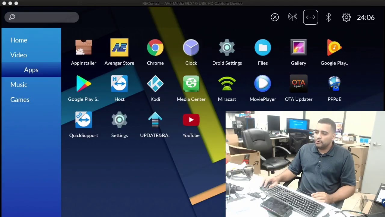 How To Install [ Host Hack ] Teamviewer Quick Support On Android TV Box ]  Remote Control Workaround