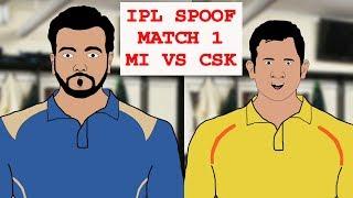 MUMBAI INDIANS VS CHENNAI SUPER KINGS | IPL 201...