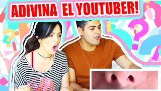Adivina El Youtuber! SandraCiresArt ft Alejo Suárez