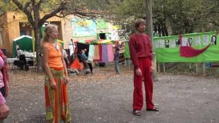 Кучеренко Андрей и Юлия. Энергетическая гимнастика.