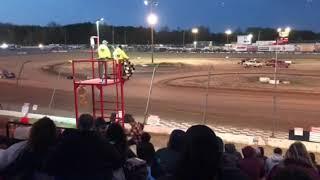 Isaac Wolfgang Racing at Tri Cities Motor Speedway