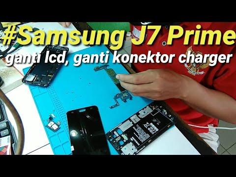 Samsung J7 Prime Ganti Lcd | Ganti Lcd Samsung J7 Prime
