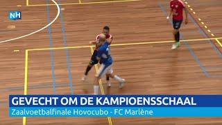 Gevecht om de kampioensschaal:  Hovocubo tegen FC Marlène