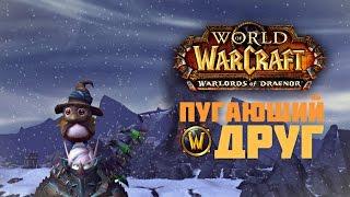 World of Warcraft. Пугающий друг