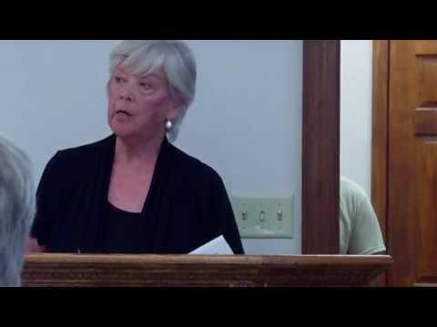 Dillon County Council - June 22, 2016