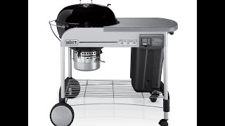 Weber Performer Platinum Charcoal Grill Review