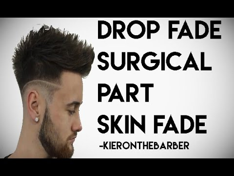 Drop Fade /Surgical Part   - Kieron The Barber -