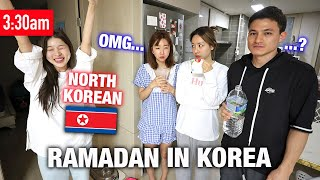 Download NORTH KOREAN TRIES FASTING FOR THE FIRST TIME | RAMADAN IN KOREA