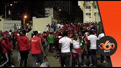 كواليس مباراة المنتخب المغربي أمام الكوت ديفوار من داخل الملعب