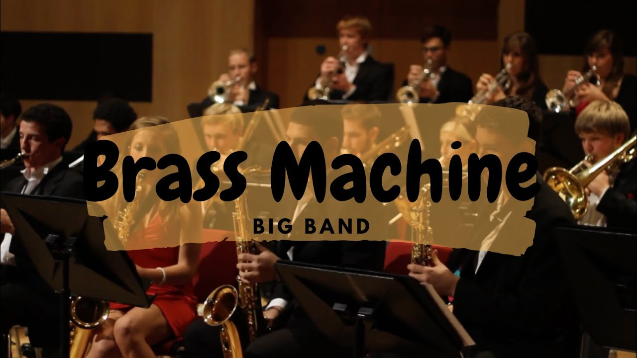 big machine band